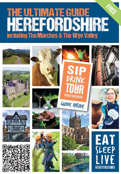 ESL The Ultimate Guide to Herefordshire cover 2021